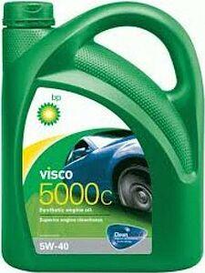 BP Visco 5000 5W-30 4л