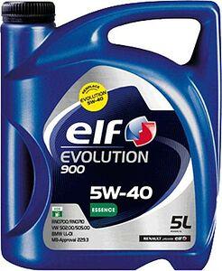 Elf Evolution 900 5W-50 4л