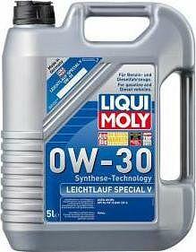 Liqui Moly Leichtlauf 10W-40 MoS2 4л