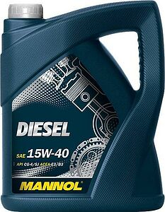 Mannol Diesel 15W-40 5л