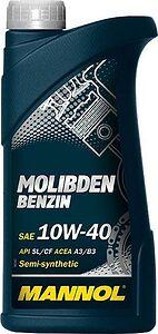Mannol Molibden Benzin 10W-40 4л