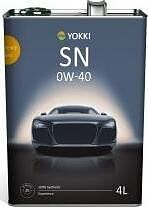 Yokki Motor Oil 10W-40 YAE31-1004SK 4л