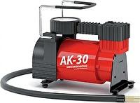 Компрессор автомобильный АК_ металлический_ 12V_ 120W_ производ-сть 30 л./мин._ сумка_ 1/6