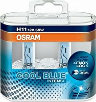 Лампа HB4/9006 (51) P22d+20% COOL BLUE INTENSE (евробокс_ 2шт) 12V OSRAM