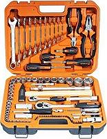 Набор инструмента 90пр. 1/2DR 1/4DR 6PT АвтоDелоProfessional (39891)