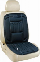 Накидка на сиденье с подогревом PSV MS009 черная