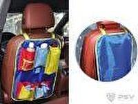 Органайзер- защита на спинку переднего сидения Little Car 60х40 см. Colorius