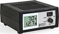 Зарядное устройство НПП Орион Вымпел-27 (автомат_0-7А_ 14.1/14.8/16В_ сегментный ЖК индикатор)