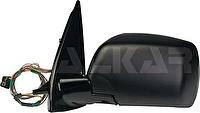 Alkar 9025888 Зеркало заднего вида BMW X5 01-06 лев. элек.асф.с обогр.