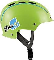 Летний шлем Casco 2016 YOUTH KIDS Fun-Generation lime (см:50-56)