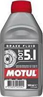 MOTUL Жидкость тормозная DOT 5.1 BF (0.5 л) (100950)