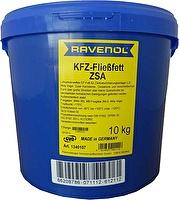 RAVENOL 4014835201118 Смазка для централиз. систем KFZ-Fliessfett ZSA (10кг)
