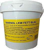RAVENOL 4014835661714 Смазка LKW Fett Blau ( 1кг)