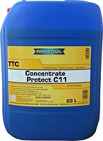 RAVENOL 4014835755222 Антифриз концентрат жёлтый TTC Traditional Technology Coolant Concent (20л)