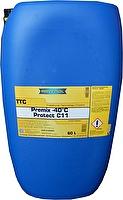 RAVENOL 4014835755369 Антифриз готовый к прим. жёлтый TTC Traditional Technology Coolant Premix (60л)