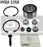 SKF VKBA 1358 Подшипник ступицы передний VW G2/G3/B3/B4 (полный к-т) (357498625B)
