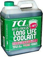 TCL LLC01243 АНТИФРИЗ LLC -40C зеленый_ 4 л LLC GREEN