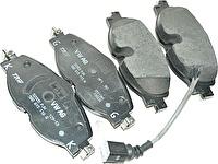 VAG 8V0 698 151 8V0 698 151 Колодки передние AD A3/VW Golf VII