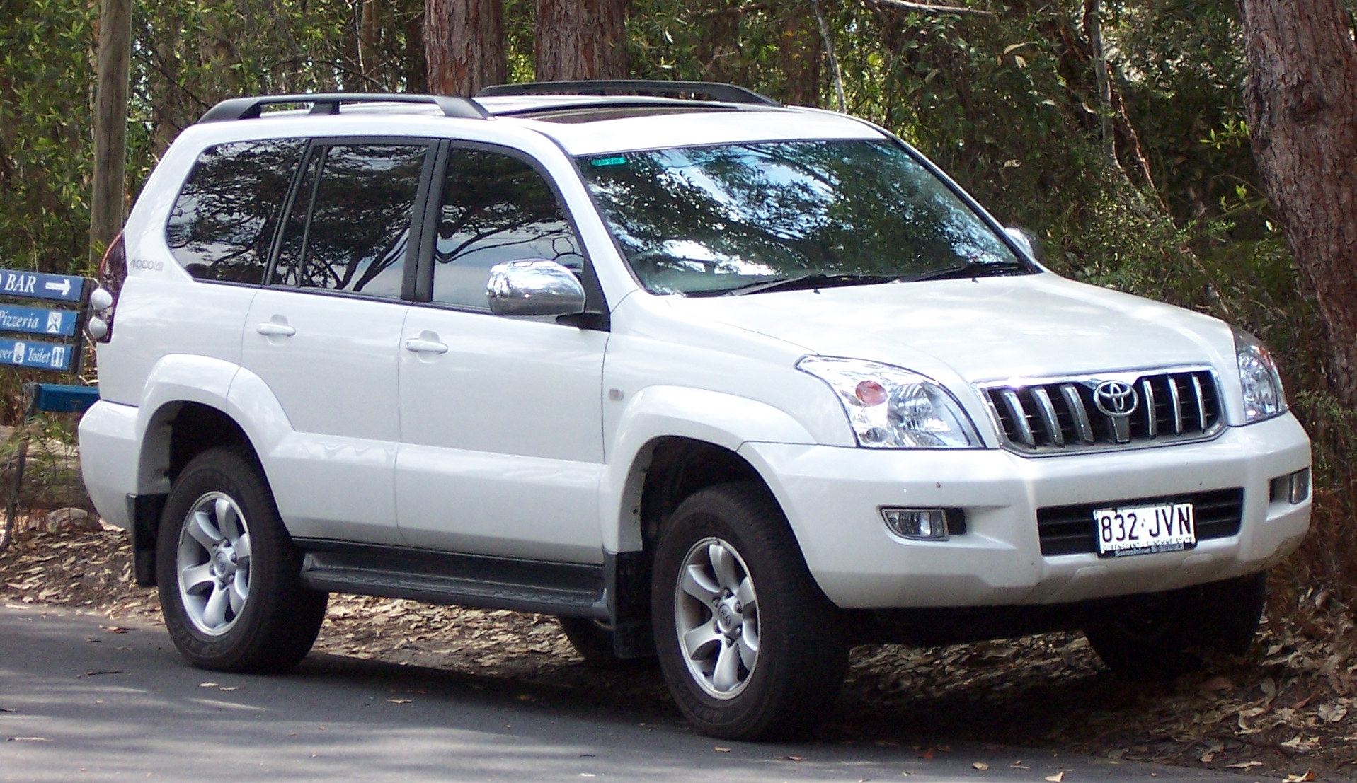 Шины и диски для FAW Toyota Land Cruiser