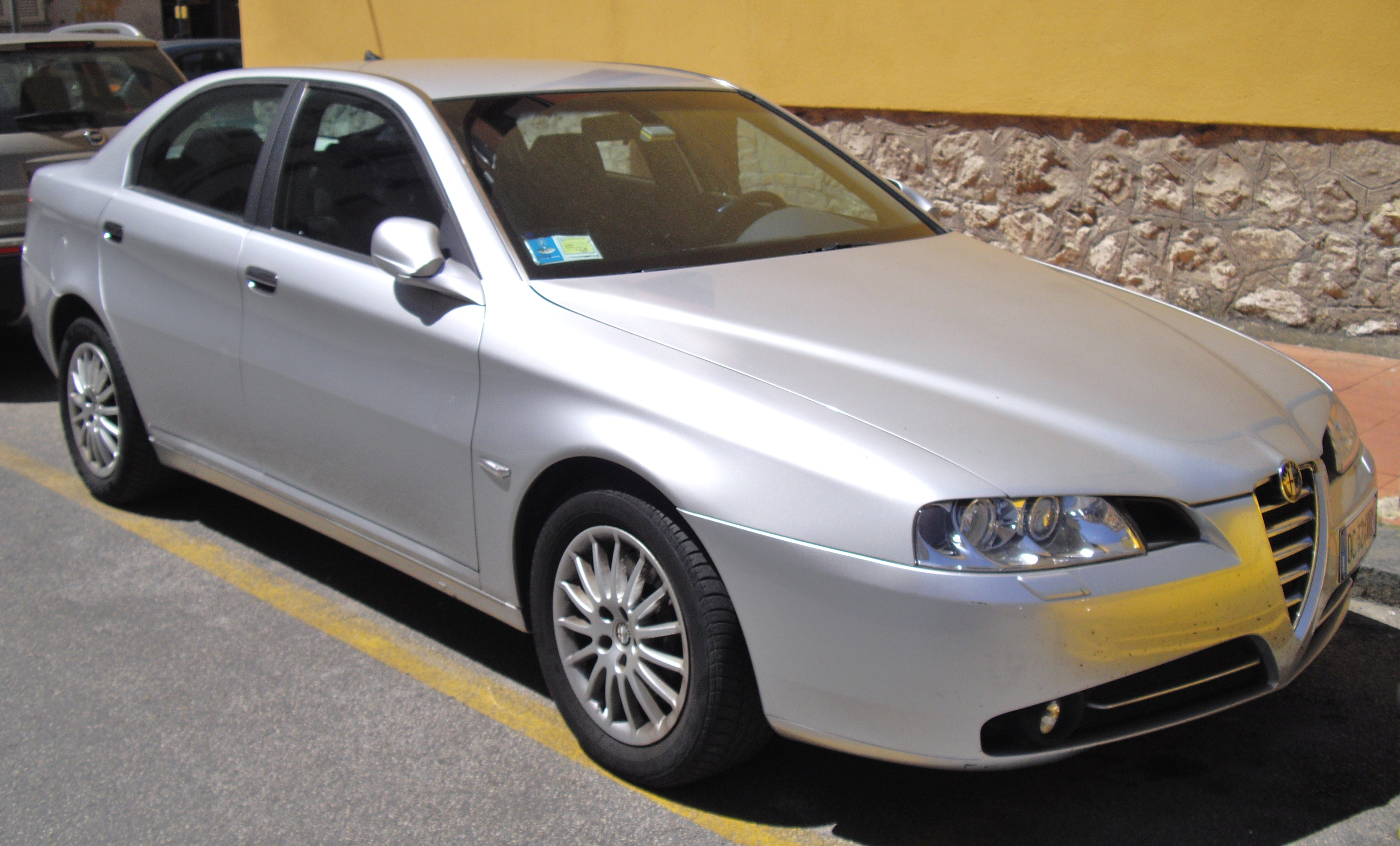 2004 alfa romeo