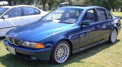 1996 bmw