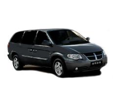 Шины и диски для Dodge Caravan 2003 2.4i IV