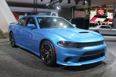 2007 dodge charger specs