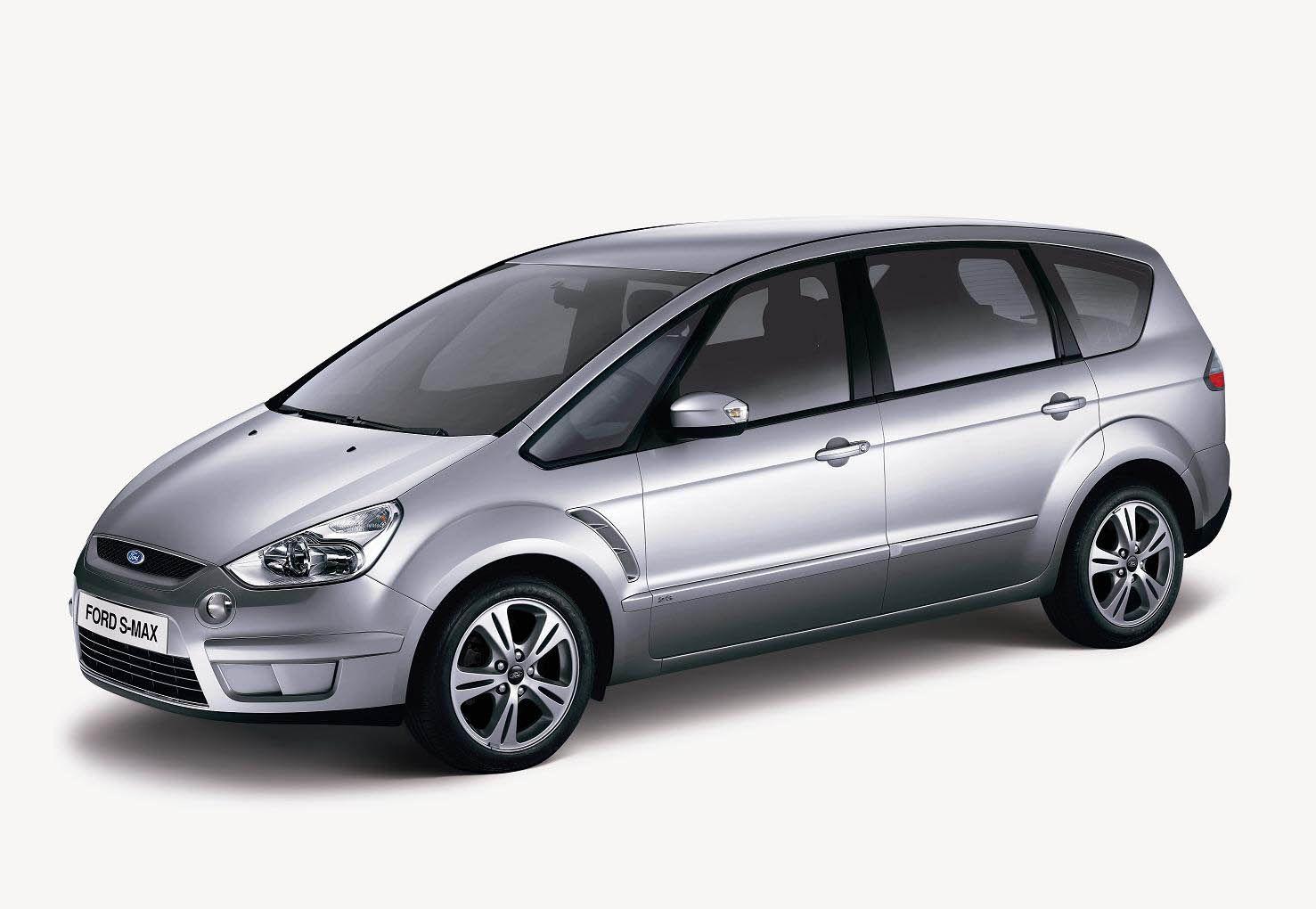 какие двигатель лучше в ford s-max
