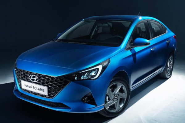 Шины и диски для Hyundai Solaris 2019 1.6i HCr
