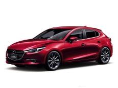 Шины и диски для Mazda Axela 2016 1.5 III (BM)