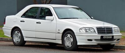 2000 mercedes c