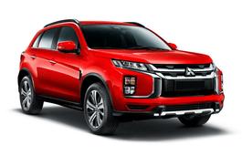 Шины и диски для Mitsubishi ASX 2014
