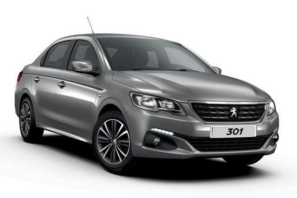 Шины и диски для Peugeot 301 2013 1.2 VTi