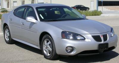 2004 pontiac g6