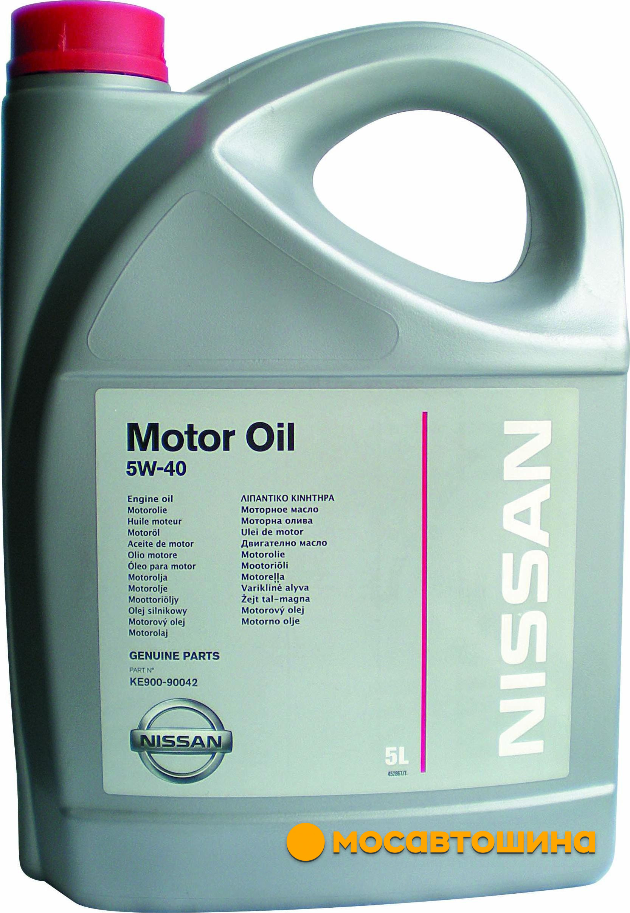 Nissan motor oil for Nissan versa motor oil
