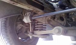 Замена стоек стабилизатора - Drive2 ru