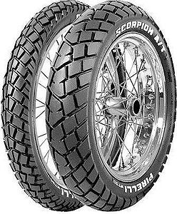 Мотошины Pirelli Scorpion MT 90/AT