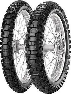 Мотошины Pirelli Scorpion MX Mid Hard 554