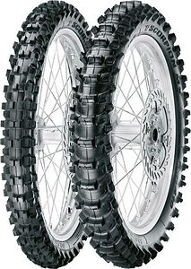 Мотошины Pirelli Scorpion MX Mid Soft 32 MUD
