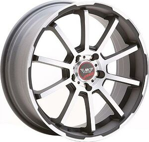 Диски MK Forged Wheels Course Mod8