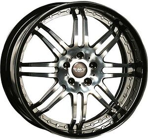 Диски MK Forged Wheels XXXVII