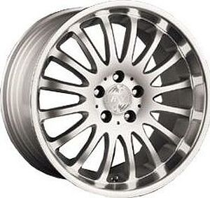 Диски Racing Wheels BZ-24R