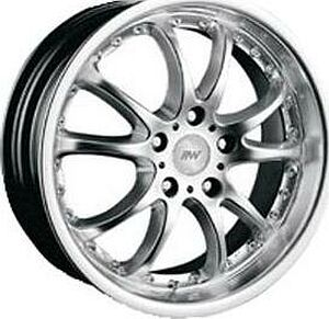 Диски Racing Wheels H-107