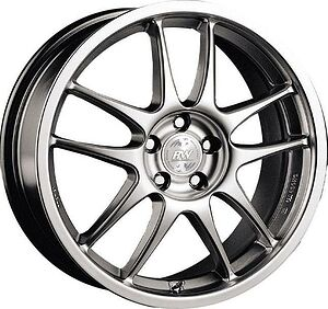 Диски Racing Wheels H-190