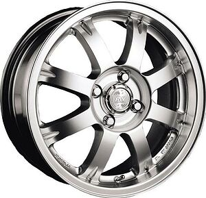 Диски Racing Wheels H-207