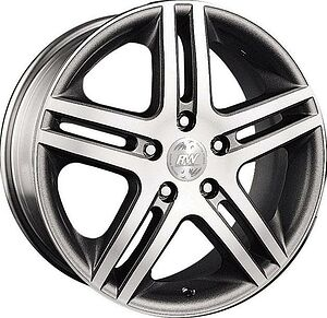 Диски Racing Wheels H-214R