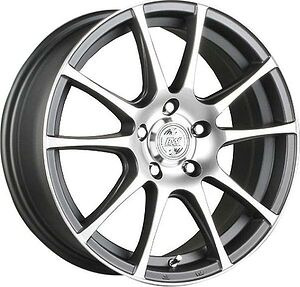 Диски Racing Wheels H-596