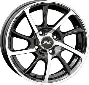 Диски RS Wheels 163