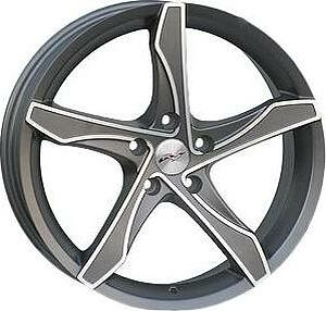 Диски RS Wheels 544-02J