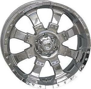 Диски RS Wheels 8008